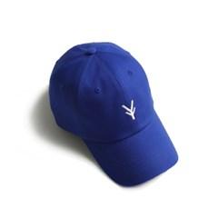 YV Logo Ball Cap_Blue
