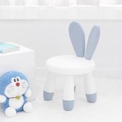 유아의자 아동의자 토끼의자 스카이_(7556)