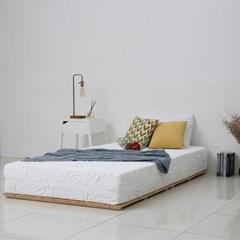 [야테카오리] 피톤치드 편백나무 깔판 침대(SS)