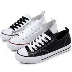 kami et muse Stitch point canvans sneakers_KM19w281