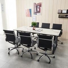 테이블세트 회의용테이블 가온 테이블 대리석테이블_(2470905)