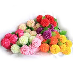 3+2행사 대국 부쉬 고급조화 산소꽃 성묘꽃 납골당꽃