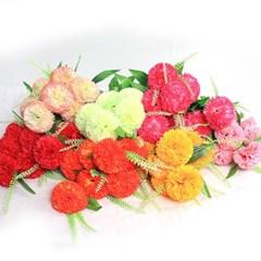 3+2행사 팜팜 부쉬 고급조화 산소꽃 성묘꽃 납골당꽃