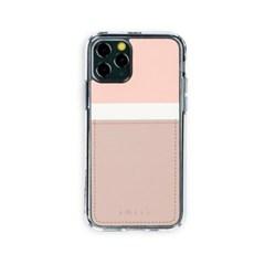 스매스 아이폰11프로 보호 카드케이스 씨원_핑크