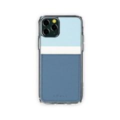 스매스 아이폰11프로 보호 카드케이스 씨원_블루