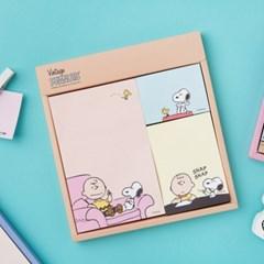 [Peanuts] 메모패드 3종 set _ 피너츠