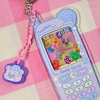 SLEEPY WORLD Teddy's Phone Key Holder
