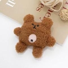 에어팟프로 케이스 뽀글이 실리콘 곰곰 pr-8120_(2469087)