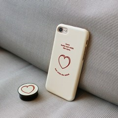 러브look 178 아이폰/LG 폰케이스&스마트톡