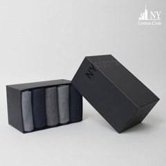 3008 신사 장목 정장 5족 양말선물세트