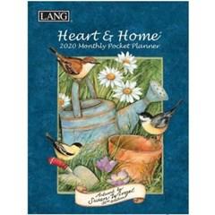 2020포켓다이어리-heart & home