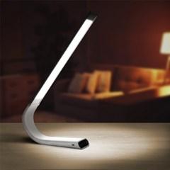 보조 배터리증정! 시력보호 충전식 LED 스탠드-블렉스