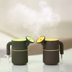 무드등 USB가습기(물조리개)/미니가습기 탁상용가습기