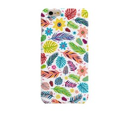 Colorful Feather (HE-141B) Hard Case