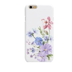 Blur Watercolor Flower (HF-264A) Hard Case