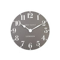 [Thomas Kent]토마스켄트 메탈 아라빅 무소음벽시계 30cm(1371041)