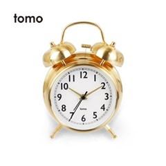 [Tomo]토모 블레이즈 저소음 탁상시계_화이트 /알람시계_(1371437)