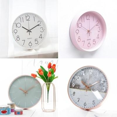 인테리어 생활용품 무소음 벽시계 탁상용 시계 모음_(2333164)