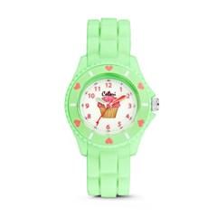 [컬러리] 그린컵케이크 어린이시계 패션시계 네델란드 수입정품