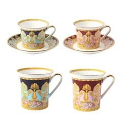 [런던케이트]피콕 커피잔 머그_(1871942)