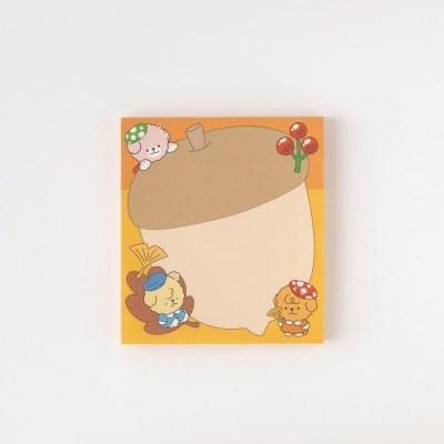 [또자] 도토리 댕댕 메모지