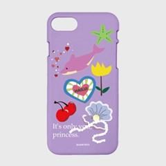 [컬러젤리]Dolphin Pantage-Purple