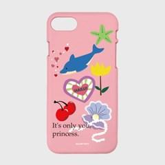 [컬러젤리]Dolphin Pantage-Pink