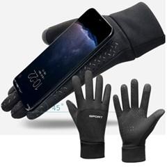 터치장갑 스마트폰장갑 다용도 레저 스마트폰터치 방한 장갑