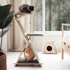 [그레이독] 고양이 캣타워 에디션 3type (하우스/해먹/스크레쳐)