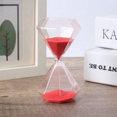 다이아타임 모래시계(5분)/ 포인트 인테리어장식품