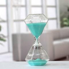 다이아타임 유리 모래시계(5분)/ 인테리어장식품