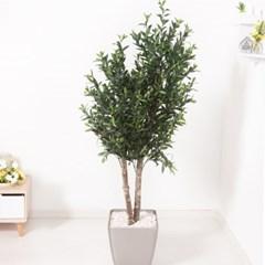 올리브나무 200cm 메탈 5-7 조화 인조 나무 인테리어 FR_(1689435)
