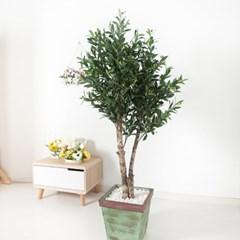 올리브나무 170cm 빈티지 5-5 조화 인조 나무 인테리어_(1689432)