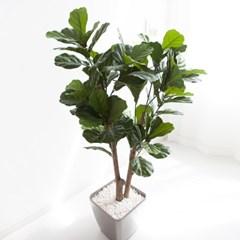 떡갈고무나무 170cm 메탈 5-7 조화 인조 나무 인테리어_(1689426)