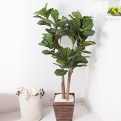 떡갈고무나무 170cm 우드 5-5 조화 인조 나무 인테리어_(1689424)