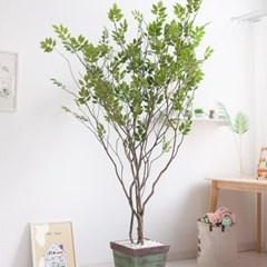 라인-느티나무 210cm 빈티지 5-5 조화 인조 나무 인테리_(1689422)