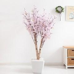 쌍대벚꽃나무 170cm 아크릴 5-5 조화 인조 나무 인테리_(1689414)