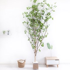 A자형자작나무320cm 로프5-5 조화 인조 나무 인테리어 F_(1689408)