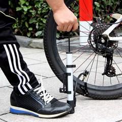 자전거바람넣기 휴대용자전거펌프