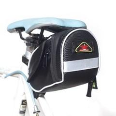 울프베이스 자전거 안장가방/후미등 안장 자전거가방