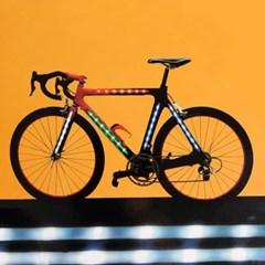 자전거 야간 LED안전등 자전거라이트