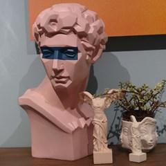 대형 석고상 줄리앙 조각상 감성 카페인테리어소품 유니크한소품