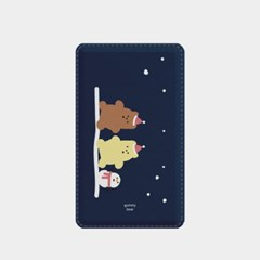 snow bear navy 보조배터리_(880620)