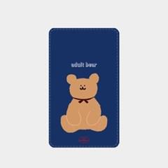 adult bear navy 보조배터리_(880619)