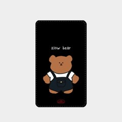 overalls slow bear 보조배터리_(880615)