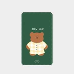 pajamas slow bear 보조배터리_(880614)