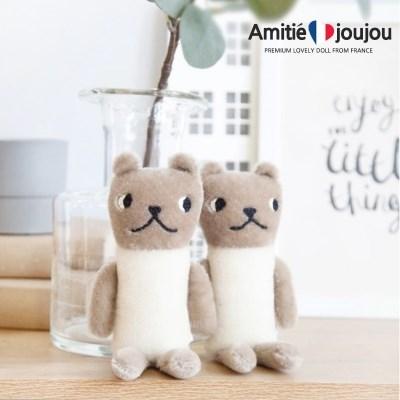 프랑스 아미쥬쥬 촉감발달 애착인형/로엘L/신생아선물