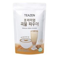 티젠 프리미엄 곡물 파우더 500g (곡물라떼 미숫가루)
