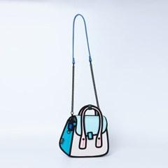 [점프프롬페이퍼] Owl Handbag_Green