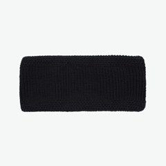 WIDE HAIR BAND (BLACK)_(401055710)